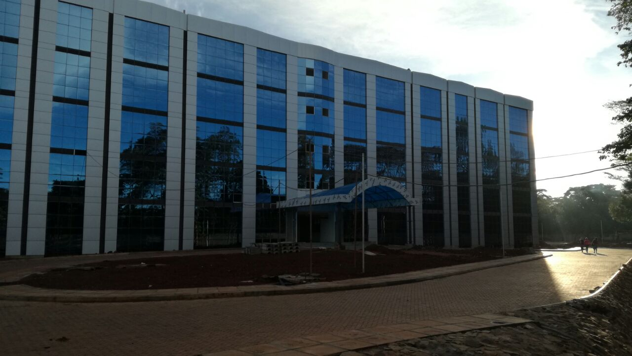 Proposed Police Forensic Laboratory at CID headquarters