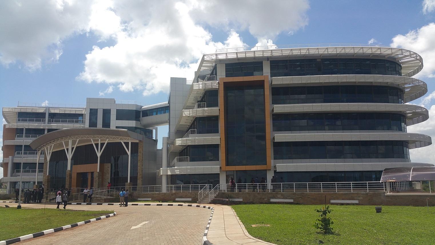 Kenya Civil Aviation Authority HQ