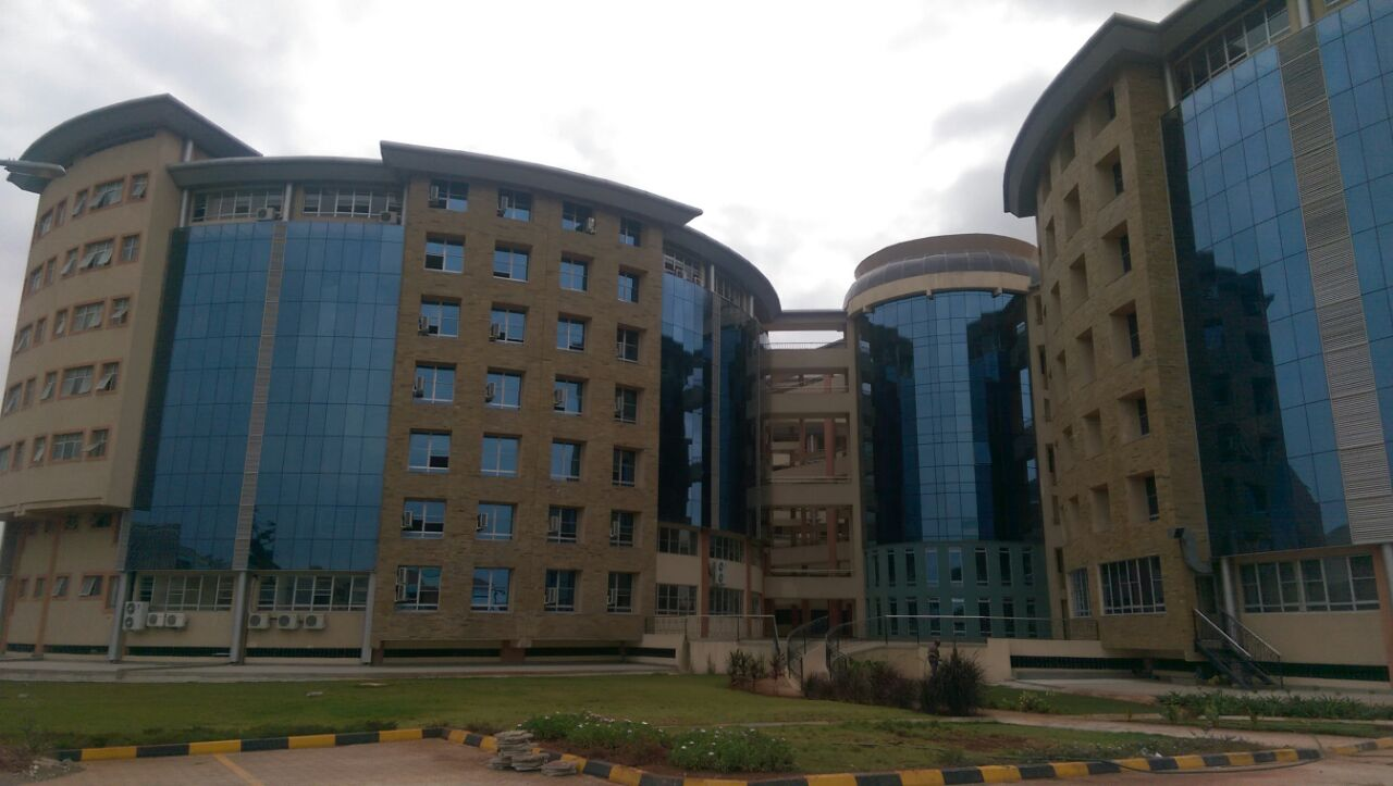 The Ministry of Energy HQ